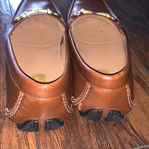 Salvatore Ferragamo Shoes - Salvatore Ferragamo brown Parigi moccasin loafers